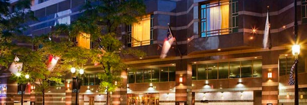 Charlotte Marriott City Center - 샬럿 - 건물