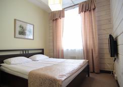 Hotel Shale - 노보쿠즈네츠크 - 침실