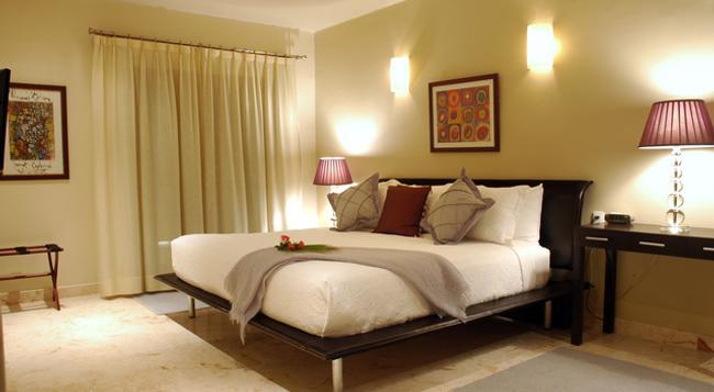 El Taj Oceanfront & Beachside Condo Hotel - 플라야 델 카르멘 - 침실