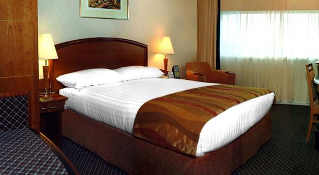 아다리 호텔 - 마나마 - 침실
