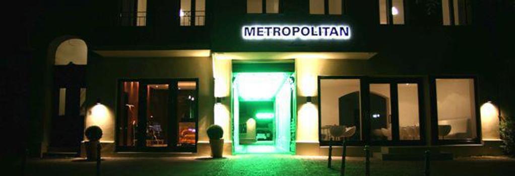 메트로폴리탄 호텔 베를린 - 베를린 - 건물