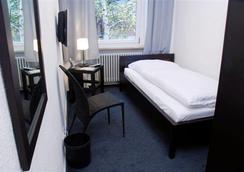 메트로폴리탄 호텔 베를린 - 베를린 - 침실