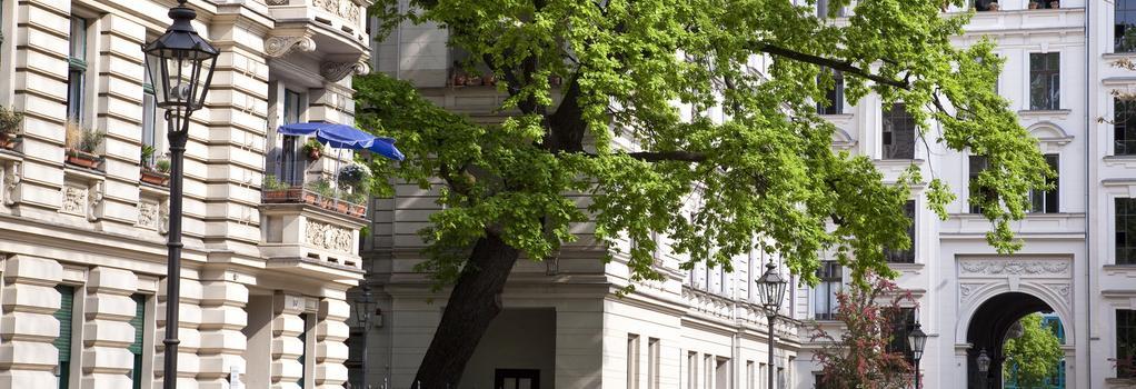 플레어 호텔 리흐머스 호프가르텐 - 베를린 - 건물