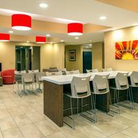 Microtel Inn & Suites by Wyndham Red Deer Breakfast Area