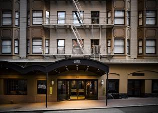 호텔 제플린 샌프란시스코