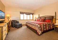 Jackson Hole Lodge - 잭슨 - 침실