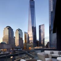 코트야드 바이 메리어트 뉴욕 다운타운 맨해튼/월드 트레이드 센터 에어리어 Terrace/Patio