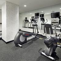 코트야드 바이 메리어트 뉴욕 다운타운 맨해튼/월드 트레이드 센터 에어리어 Fitness Facility