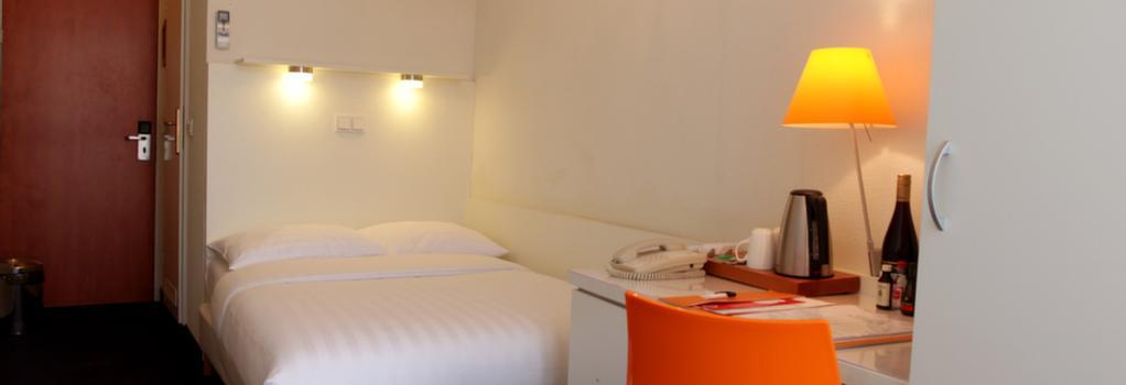 물타툴리 호텔 - 암스테르담 - 침실