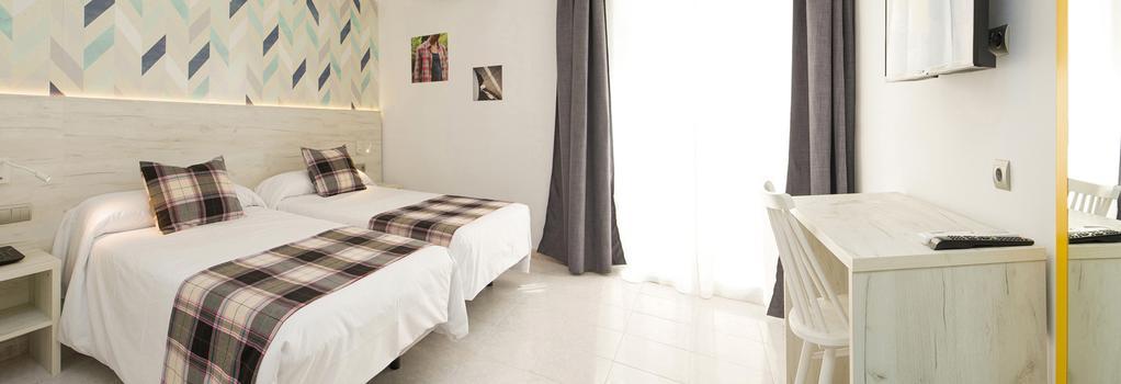 레이 IBZ 호텔 - 성인 전용 - 이비사 - 침실