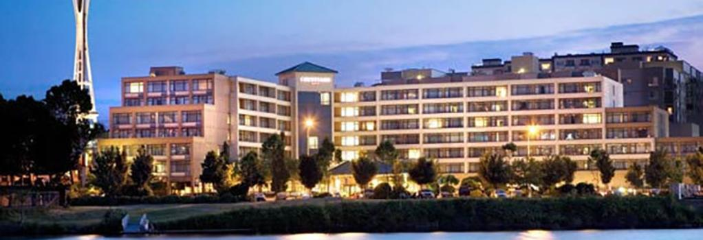 Courtyard by Marriott Seattle Downtown Lake Union - 시애틀 - 건물