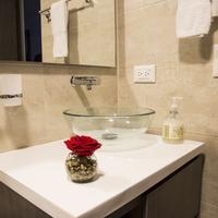 Agora Suites Bathroom Sink