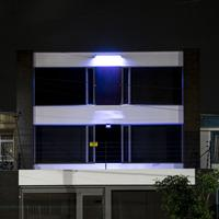 Agora Suites Hotel Front - Evening/Night