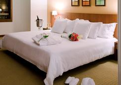 Hotel Habitel - 보고타 - 침실