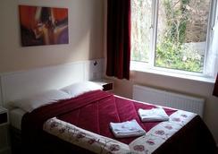 멜번 하우스 호텔 - 런던 - 침실