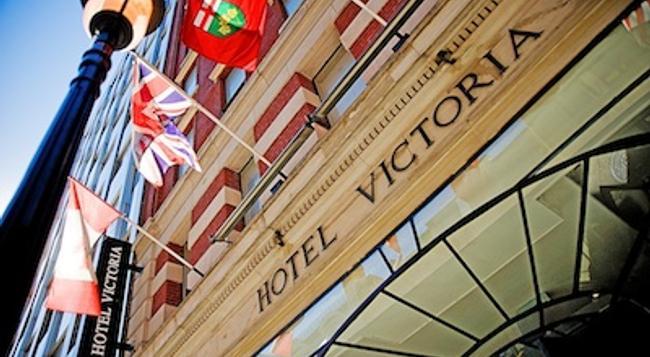 호텔 빅토리아 - 토론토 - 건물