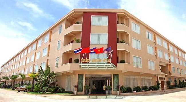 스타리 앙코르 호텔 - 시엠레아프 - 건물