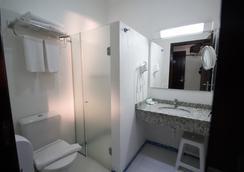 아구아스 두 이과수 호텔 센트로 - 포스두이구아수 - 욕실