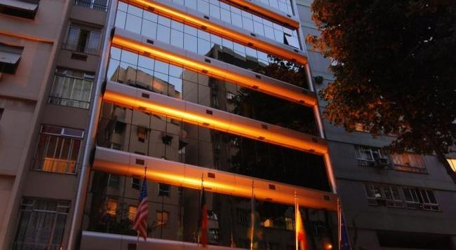 호텔 아스토리아 코파카바나 - 리우데자네이루 - 건물