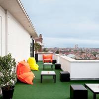 더 팬톤 호텔 브뤼셀 Terrace/Patio