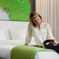 더 팬톤 호텔 브뤼셀 Guestroom