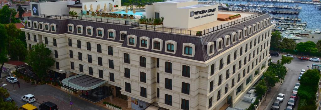 윈덤 그랜드 이스탄불 칼라미스 마리나 호텔 - 이스탄불 - 건물