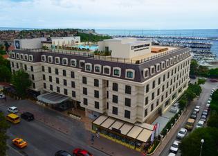 윈덤 이스탄불 칼라미스 마리나 호텔