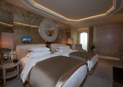 윈덤 그랜드 이스탄불 칼라미스 마리나 호텔 - 이스탄불 - 침실