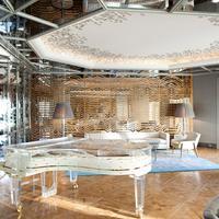윈덤 그랜드 이스탄불 칼라미스 마리나 호텔 Lobby Lounge