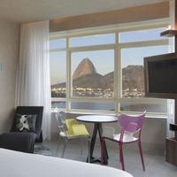 Yoo2 Rio De Janeiro By Intercity Guestroom View