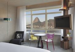 Yoo2 Rio De Janeiro By Intercity - 리우데자네이루 - 침실