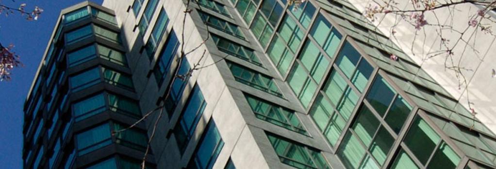 랜디스 호텔 & 스위트 - 밴쿠버 - 건물