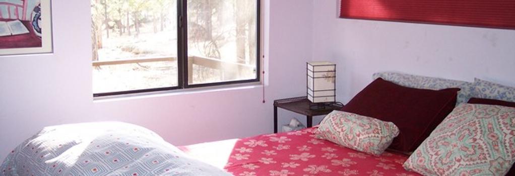 Elden Trails Bed And Breakfast - 플래그스태프 - 침실