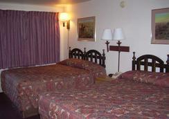 Apache Motel - 모아브 - 침실