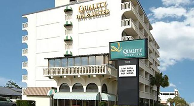 Quality Inn & Suites - 머틀비치 - 건물