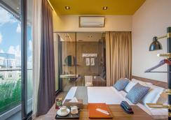 호텔 얀 - 싱가포르 - 침실