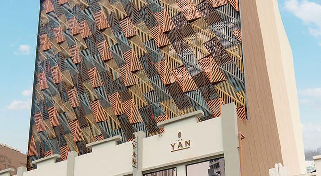 호텔 얀 - 싱가포르 - 건물