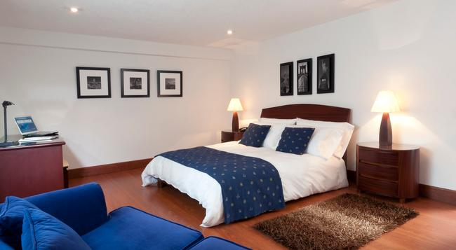 Hotel Casablanca 93 - 보고타 - 침실