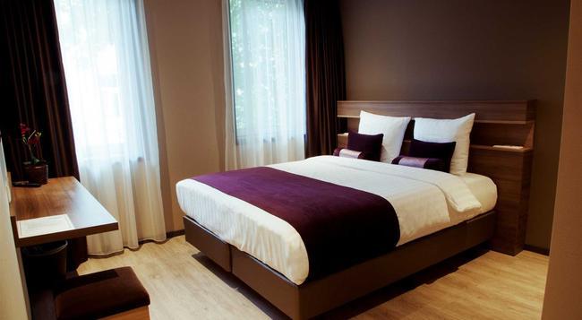 드림 호텔 암스테르담 - 암스테르담 - 침실