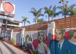 더 딕시 할리우드 호텔 - 로스앤젤레스 - 건물