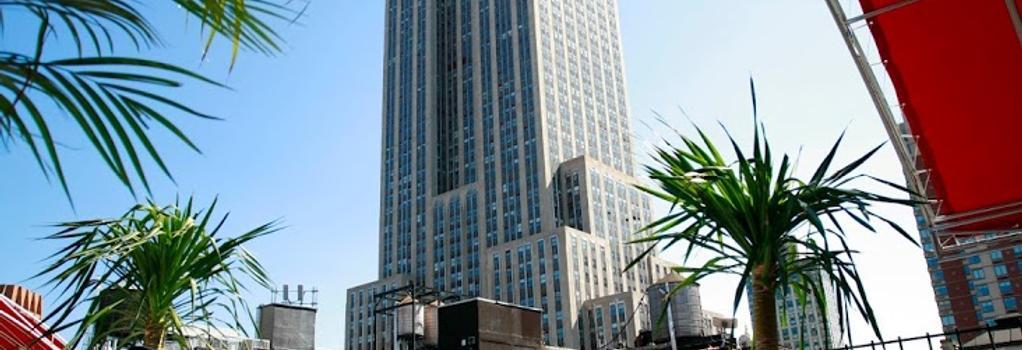 호텔 메트로 - 뉴욕 - 건물