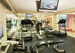 호텔 메트로 - 뉴욕 - 체육관