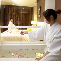 란타나 리조트 bath room