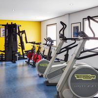 인터시티호텔 프랑크푸르트 공항 IntercityHotel Frankfurt Airport, Germany, fitness room