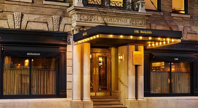 말톤 호텔 - 뉴욕 - 건물