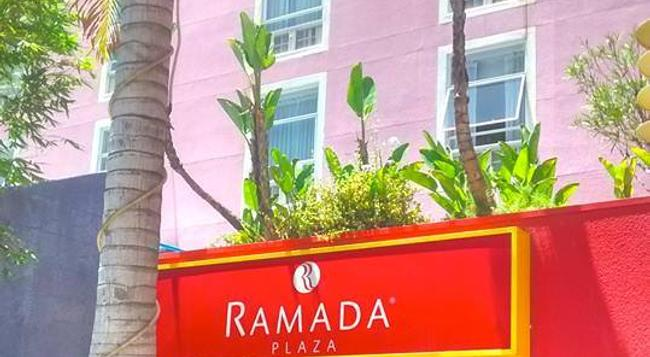 Ramada Plaza West Hollywood Hotel and Suites - 웨스트할리우드 - 건물