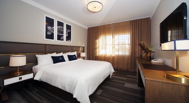 San Juan Hotel - 마이애미비치 - 침실