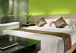 푸라마 리버프론트 호텔 - 싱가포르 - 침실