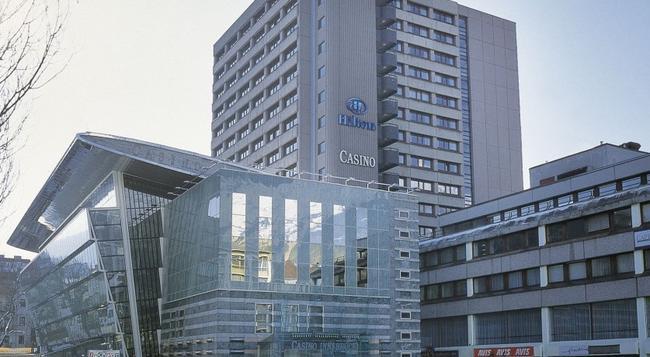힐튼 인스브루크 호텔 - 인스브루크 - 건물