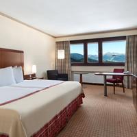 힐튼 인스브루크 호텔 Guest room
